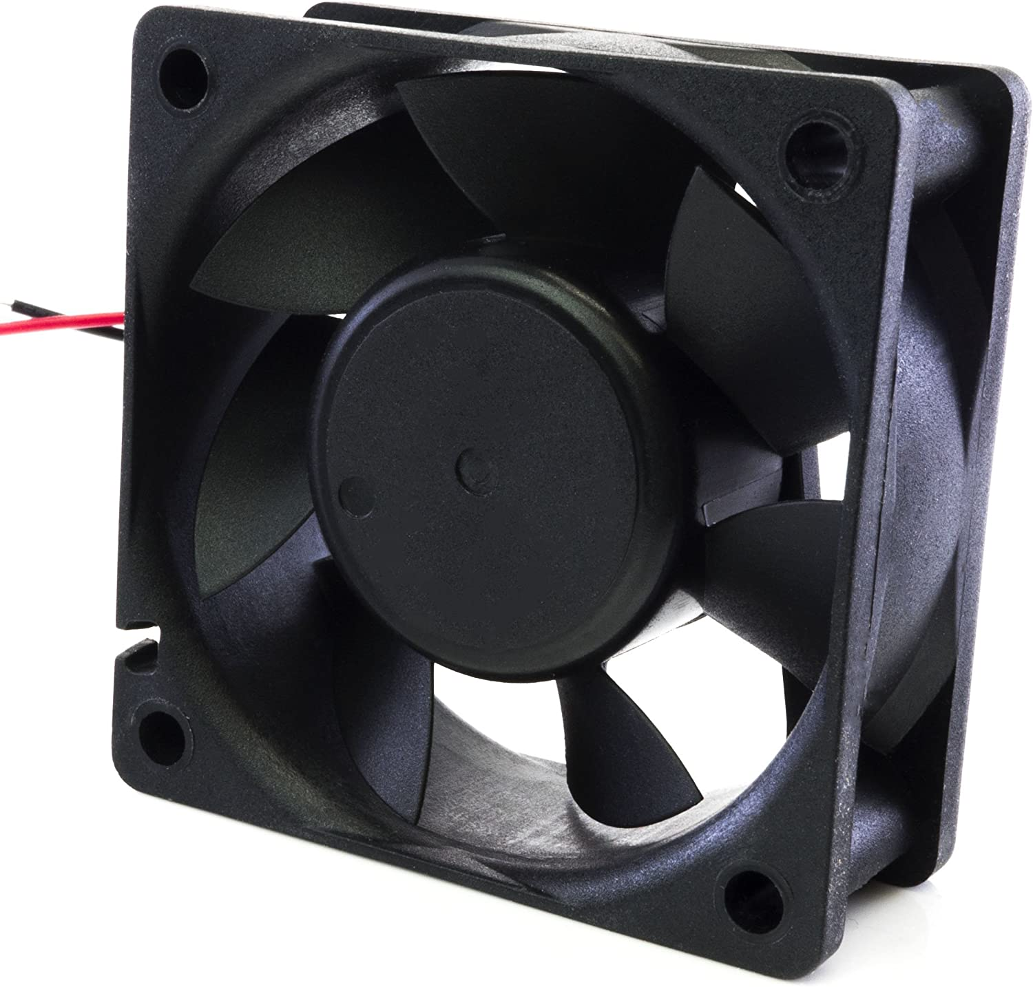 Maker Girl USA DC Case Fan Brushless 60mm x 60mm x 15mm 24V Quiet Output 6015