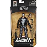 Marvel E8610 Legends Series 6-inch Collectible Action Figure The Punisher Toy