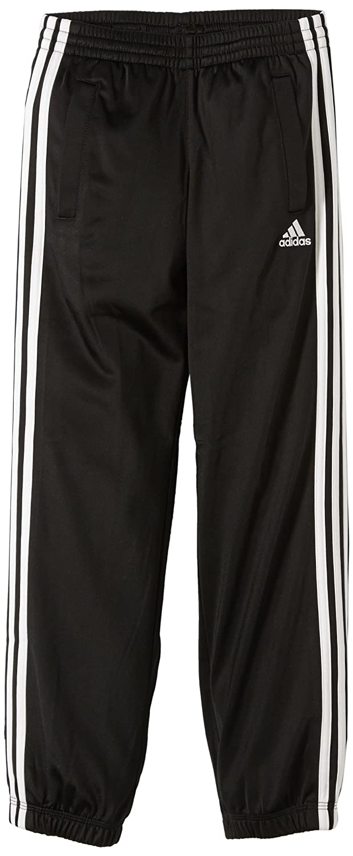 adidas Jungen Hose Essentials 3-Stripes Knit PES Z30307