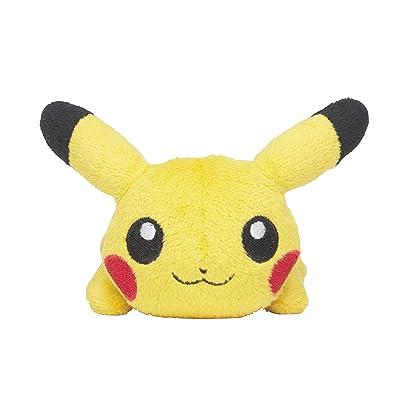 Peluche Pokémon Tsum-Tsum Série1 - Pikachu Version Normale - Edition Limité & Exclusive Pokemon Center Tokyo (Import Japon - Produit Officiel)