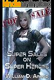 Super Sales on Super Heroes