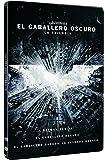La Trilogía Batman: Batman Begins, El Caballero Oscuro, La Leyenda Renace - 3 Discos Steelbook [DVD]