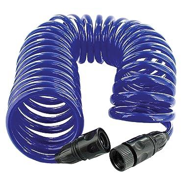 Valterra W01-0022 EZ Coil-N-Store Drinking Water Hose - 25': Automotive