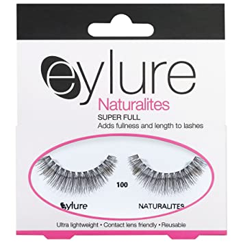 9ed1cac3549 Amazon.com : Eylure Naturalites Volume Plus False Eyelashes - Pack of 6 :  Beauty