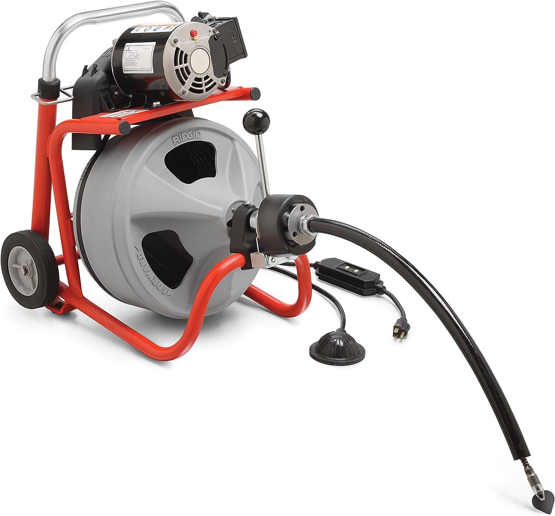 Fabricated Air pedal with 10/' Hose fits Ken Way /& Ridgid K375 K400 K380 K750
