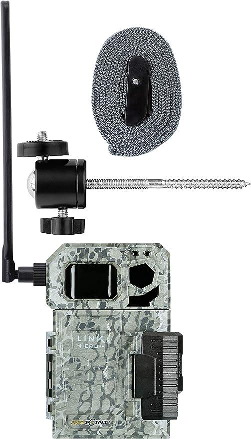 Amazon.com: Spypoint Link Micro 4G - Cámara de fotos con ...