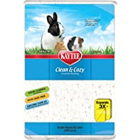 Kaytee Clean and Cozy Pet Bedding, Small, White