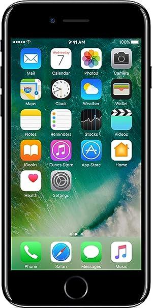 Apple Iphone 7 Jet Black 32gb Amazon In Electronics