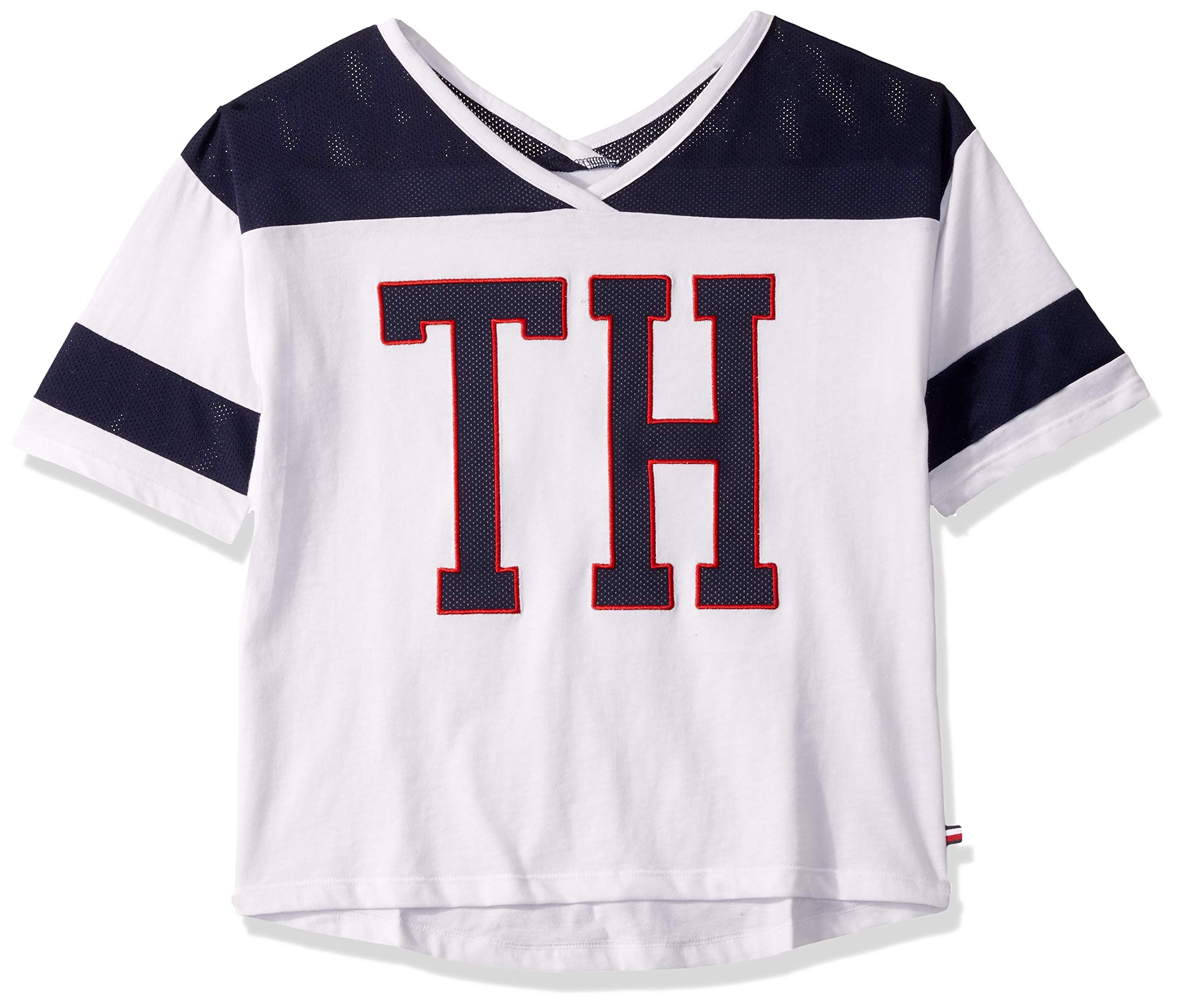 Tommy Hilfiger Big Girls' Th Icon Tee