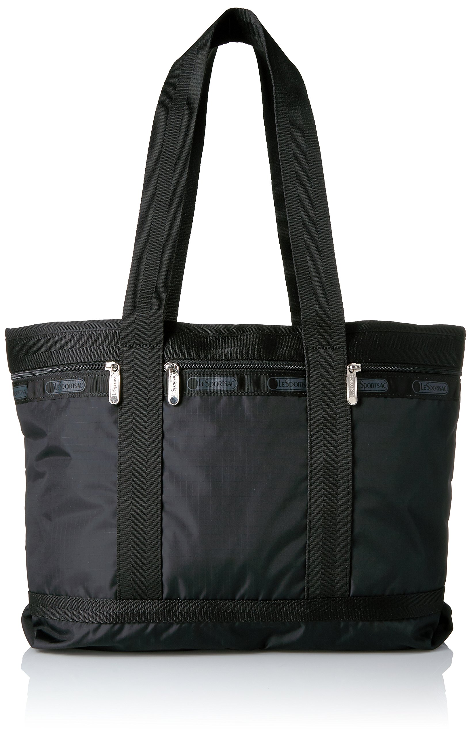 LeSportsac Classic Medium Travel Tote, Black