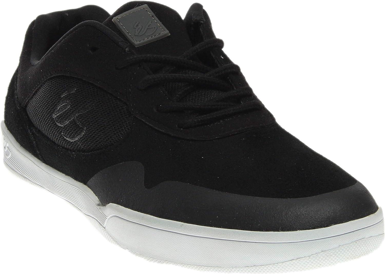 Es Swift (Black) Men's Skate Shoes