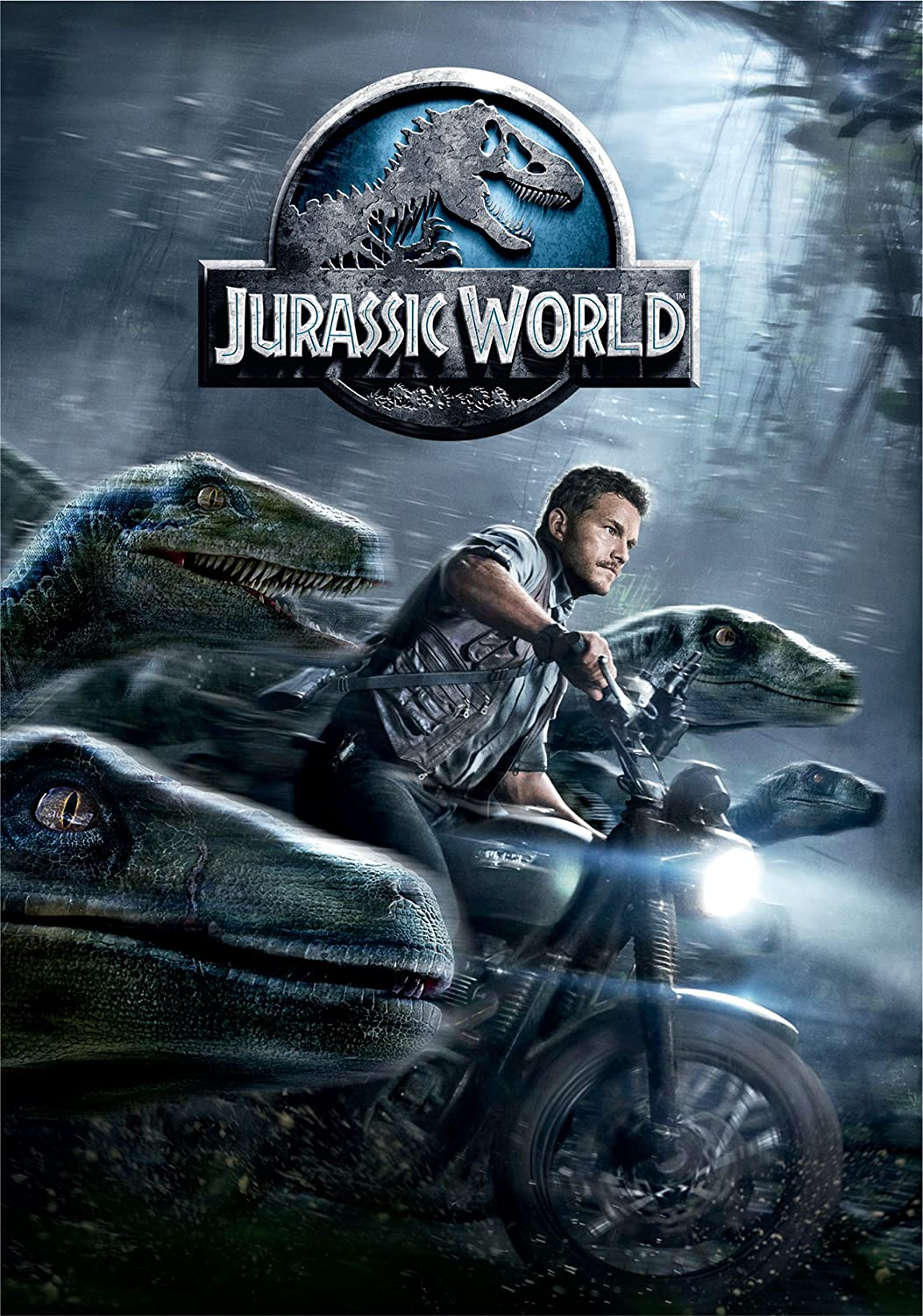 Image result for jurassic world dvd
