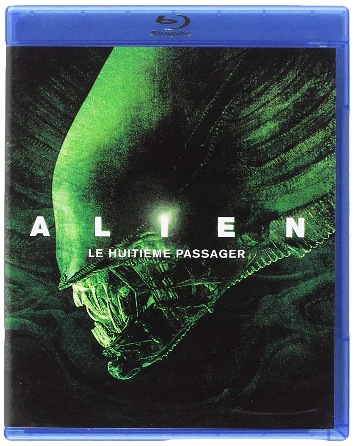 Alien - Le Huitieme Passager Edizione: Francia Italia Blu-ray: Amazon.es: Cine y Series TV