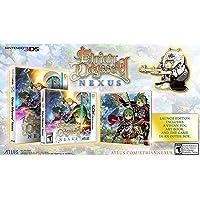 Etrian Odyssey Nexus - Nintendo 3DS - Standard Edition