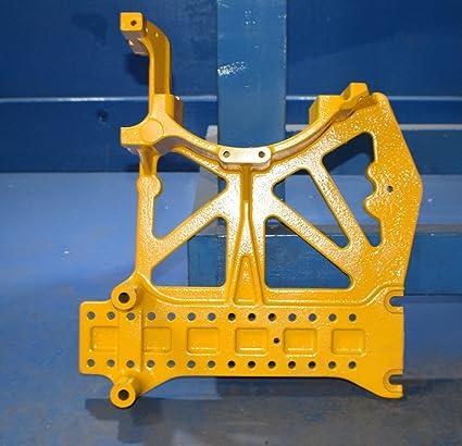 Amazon com: C13 CAT CATERPILLAR ENGINE CLUTCH FAN MOUNTING BRACKET