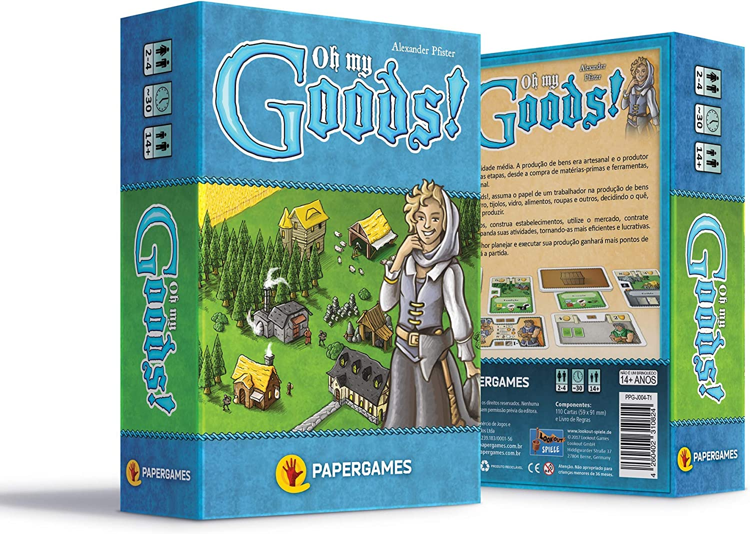 Mayfair Oh My Goods!: Amazon.es: Juguetes y juegos