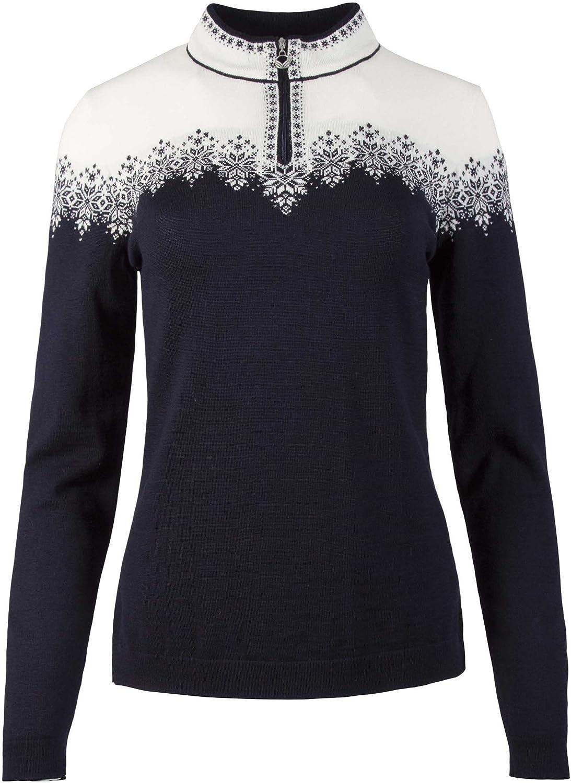 Dale of Norway snefrid Femenina Sweater
