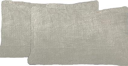 Luxury Teddy Fleece Pillow Pair Case