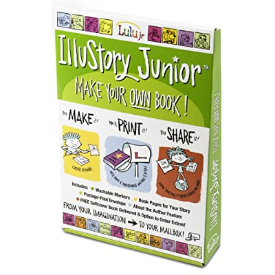 Lulu Jr. IlluStory Junior: Toys & Games