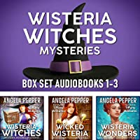 Wisteria Witches Mysteries: Box Set, Books 1-3