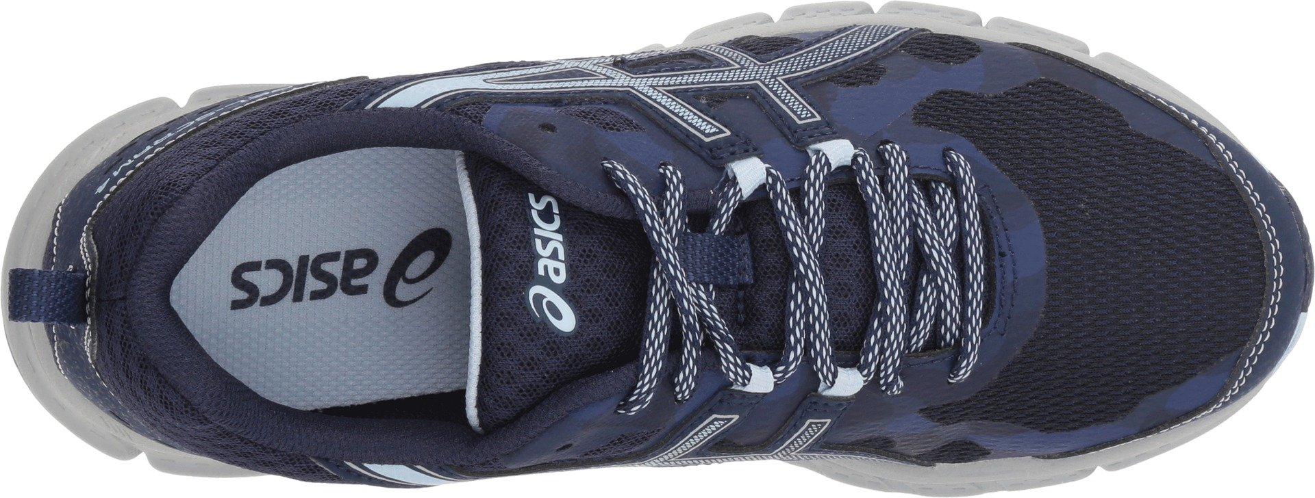 ASICS 1012A039 Women's Gel-Scram 4 Running Shoe, Peacoat/Soft Sky - 5.5 B(M) US by ASICS (Image #2)