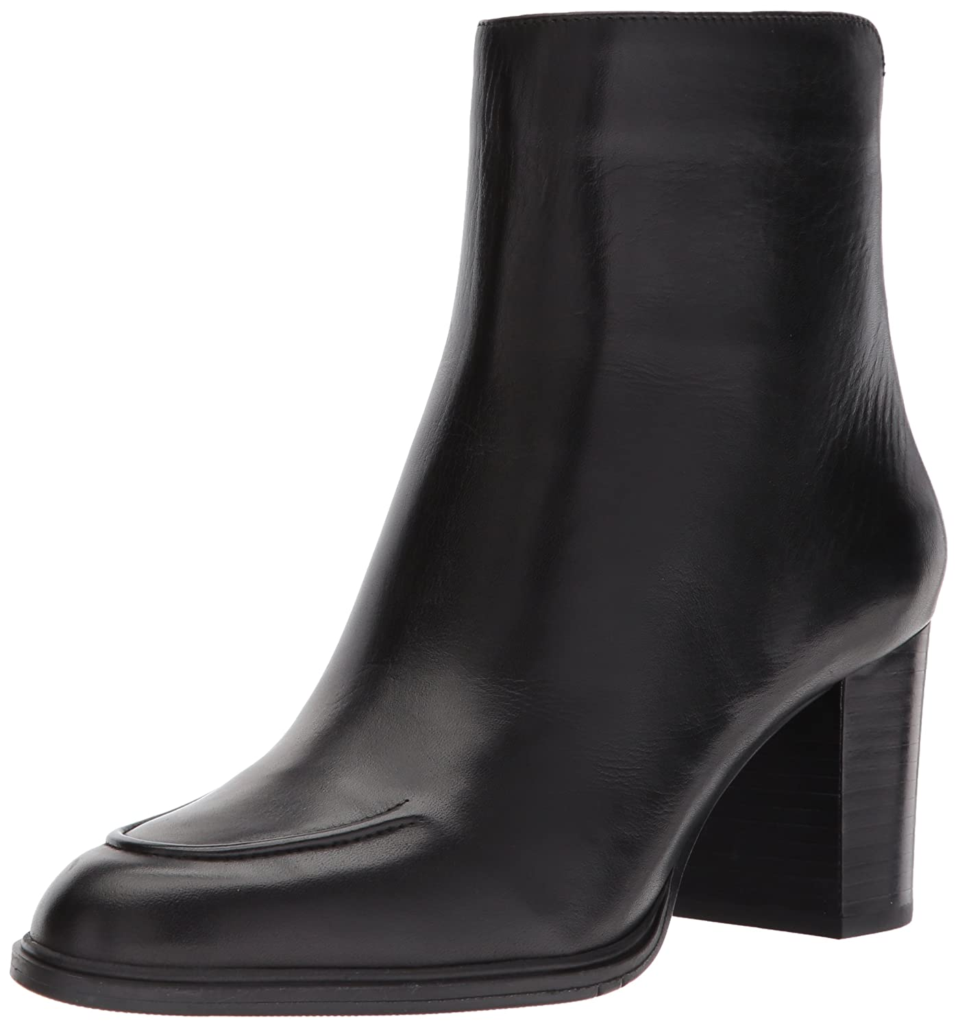 Aerosoles Women's City Council Ankle Boot B06Y5RP67N 9.5 B(M) US|Black Leather