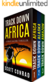 Track Down Box Set: Books 1-3 (Brad Jacobs Thriller Series)