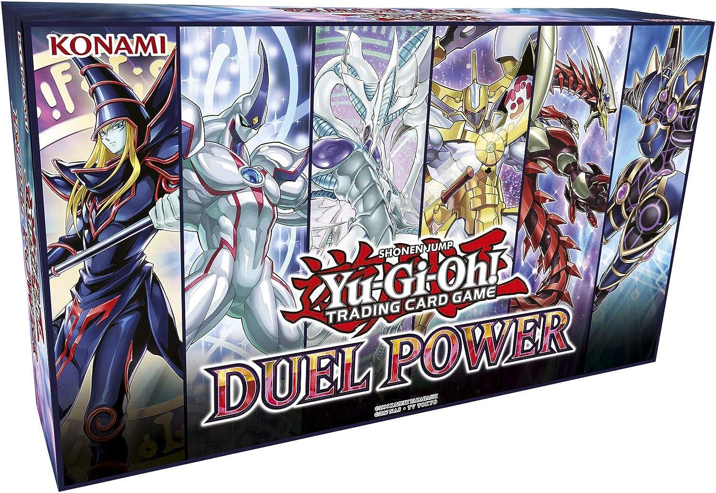 Yu-Gi-Oh! KONDUPO Duel Power- Multi: Amazon.es: Juguetes y juegos