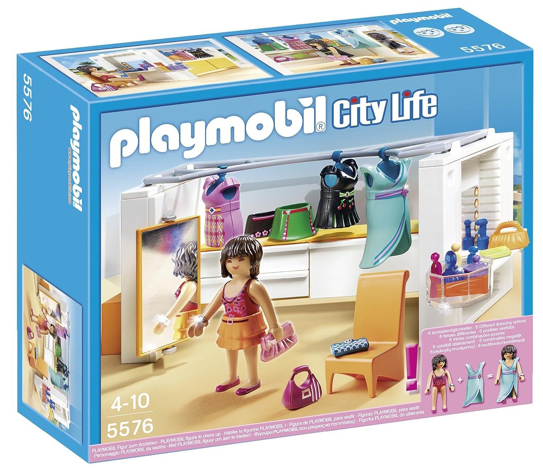 Playmobil 5576 Jeu De Construction Dressing Amazon Fr Jeux