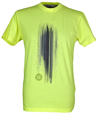 stone island abstract t shirt