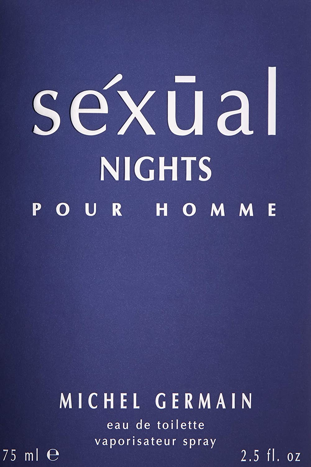 Amazoncom Michel Germain Sexual Nights Eau De Toilette Spray For