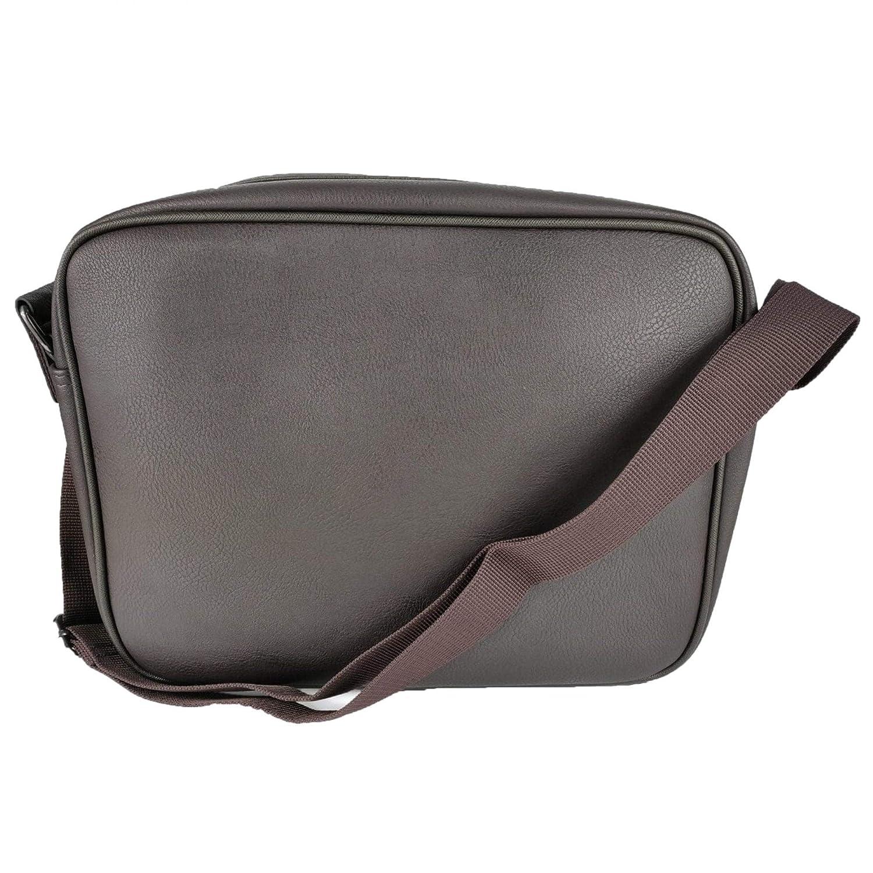 Ted Baker Nicita Brown PU Webbing Despatch Bag One Size  Amazon.co.uk   Clothing a6bd8e883e2ce
