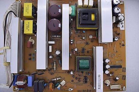 LG 50PQ30-UA PSPU-J806A EAY58316301 2300KPG085C-F 6189 Placa de Fuente de alimentación: Amazon.es: Electrónica