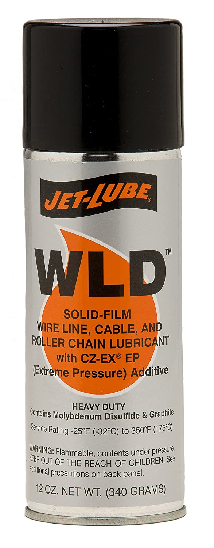Jet-Lube Wire Line Dressing Lubricant, 12 oz Aerosol: Industrial ...