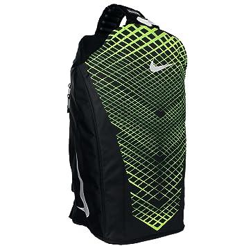 1ec4aff133e Nike Men s VPR Max Air Sports Duffel Bag, Black Volt Metallic Silver ...