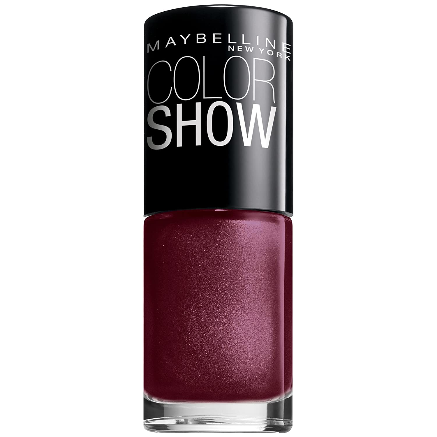 Amazon.com : Maybelline New York Color Show Nail Lacquer, Crushed ...