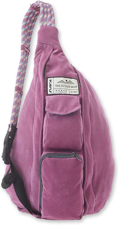 KAVU Original Rope Cord Sling Rope Crossbody Bag