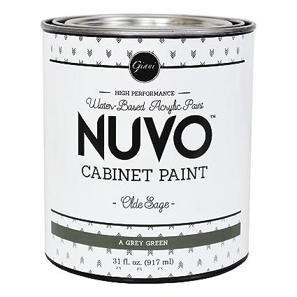 Nuvo Cabinet Paint Olde Sage Quart