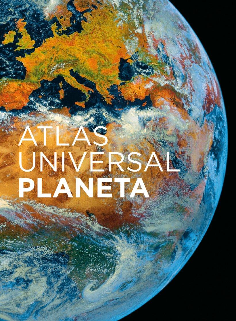Atlas Universal Planeta: Amazon.es: Artistas varios: Libros