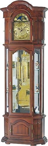 AMS Uhrenfabrik Clock, 209 x 34 x 92 cm, Silver