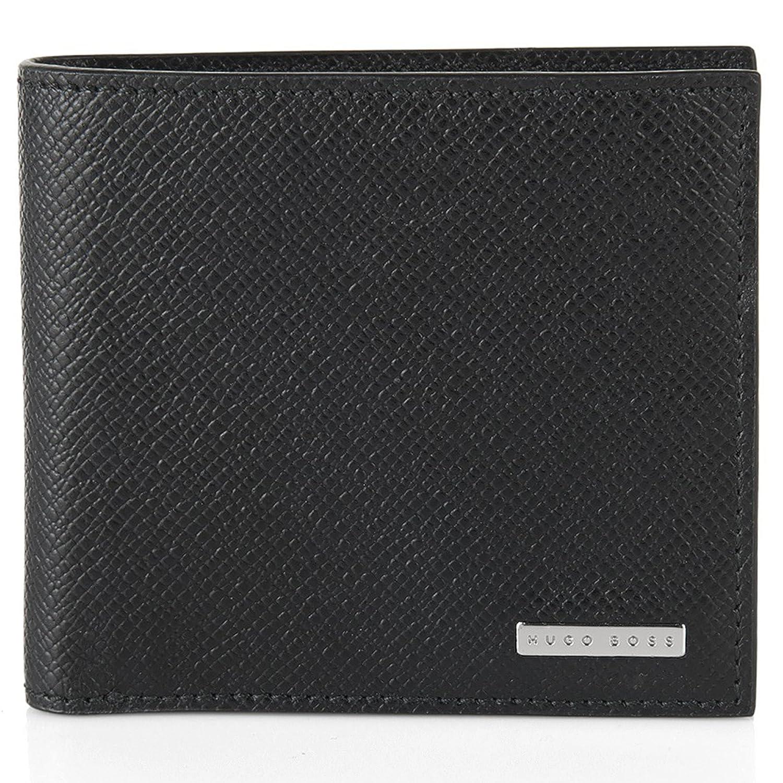 Hugo Boss Signature_6 cc Wallet - 50311739 - Black