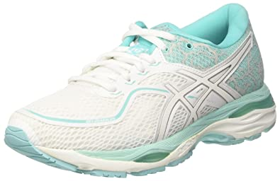 detailed look 1cea4 5e3b3 ASICS Gel-Cumulus 19 Lite-Show, Running Femme, Blanc (White
