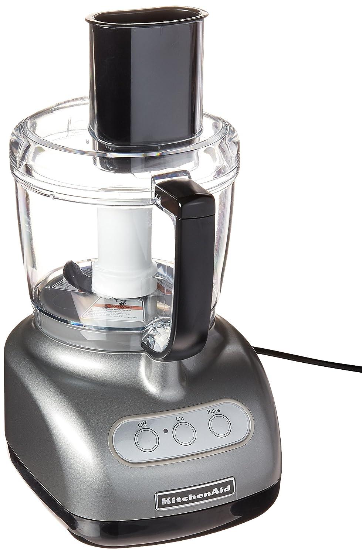 Amazon.com: KitchenAid KFP720CU 7 Cup Food Processor with Mini Bowl ...