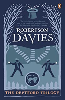 Merveilleux Fifth Business Deptford Trilogy Amazoncouk Robertson Davies The Deptford  Trilogy Fifth Business The Manticore World Of
