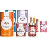 Xucker Probierset - zuckerarme und zuckerfreie Leckereien mit Xylit und Erythrit – Geschenk-Set
