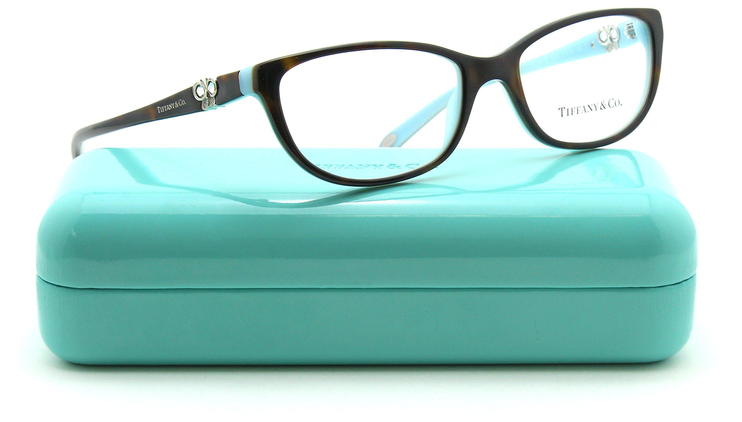 Tiffany & Co. TF 2051B Women Eyeglasses RX - able (8134) 51mm