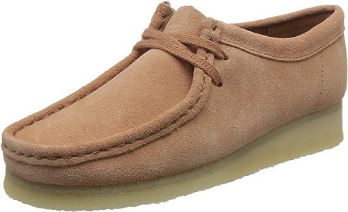Clarks Originals Wallabee W Schuhe Sandstone Sude: