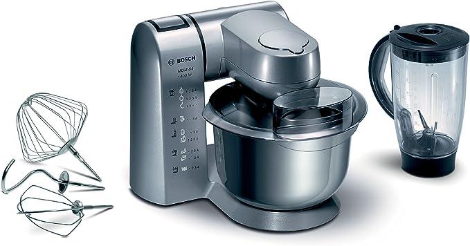 Bosch MUM8400, Negro, 11530 g, 308 mm, 338 mm, 369 mm, 220 - Robot de cocina: Amazon.es: Hogar