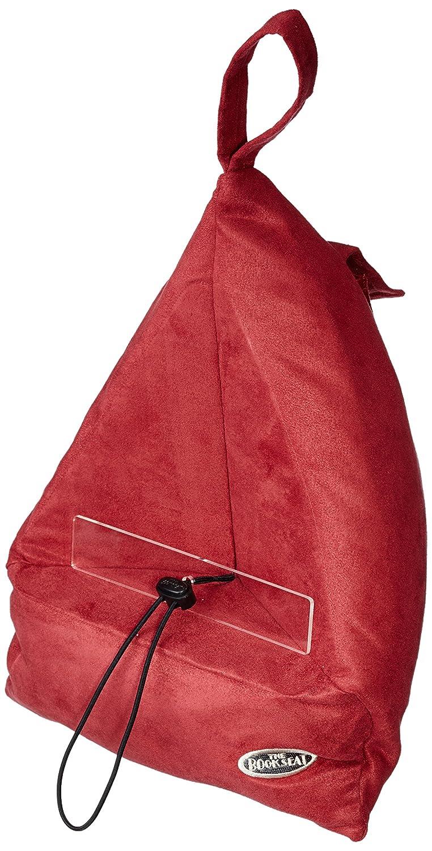 The Book Seat Atril de Lectura, Color Rojo,