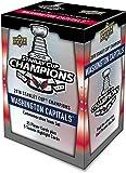 Upper Deck Washington Capitals 2018 Stanley Cup Champions Commemorative 30-Card Set - Hockey Team Sets
